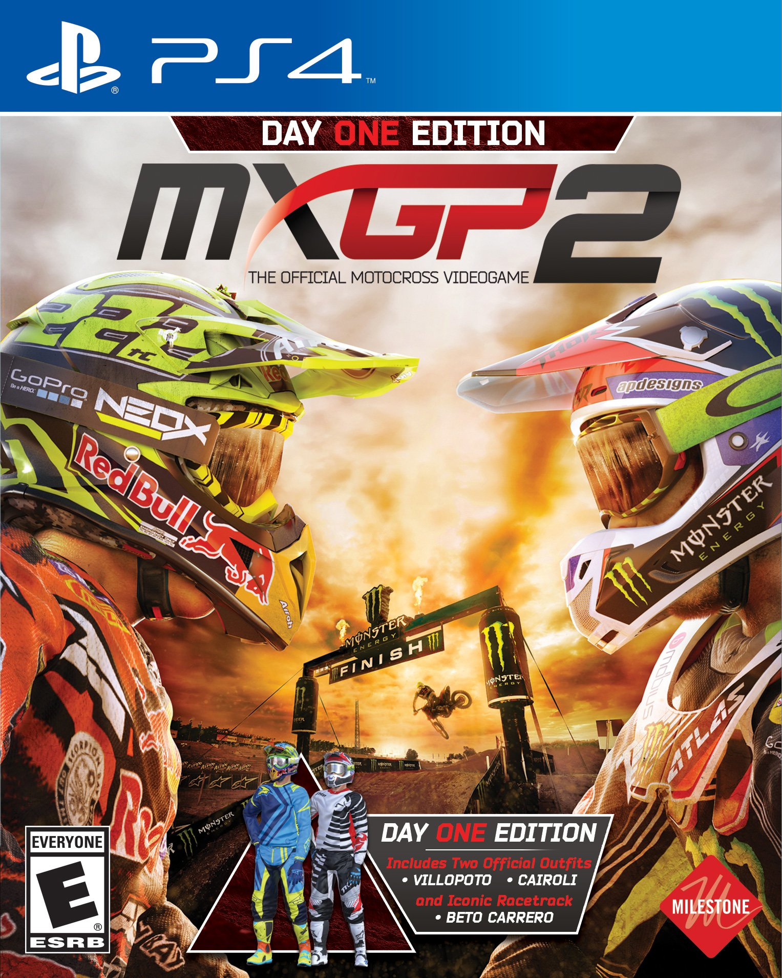 MXGP2 Release Date Xbox One PS4
