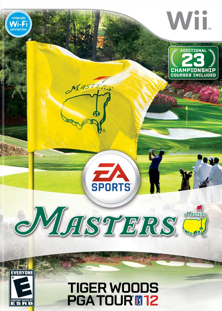 Tiger Woods PGA TOUR 12 The Masters Release Date PC Xbox 360 PS3 Wii