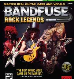 band fuse rock legends artist pack release dates [ 1674 x 2313 Pixel ]