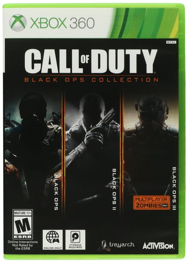 Call Of Duty Black Ops Collection Release Date Xbox 360 Ps3