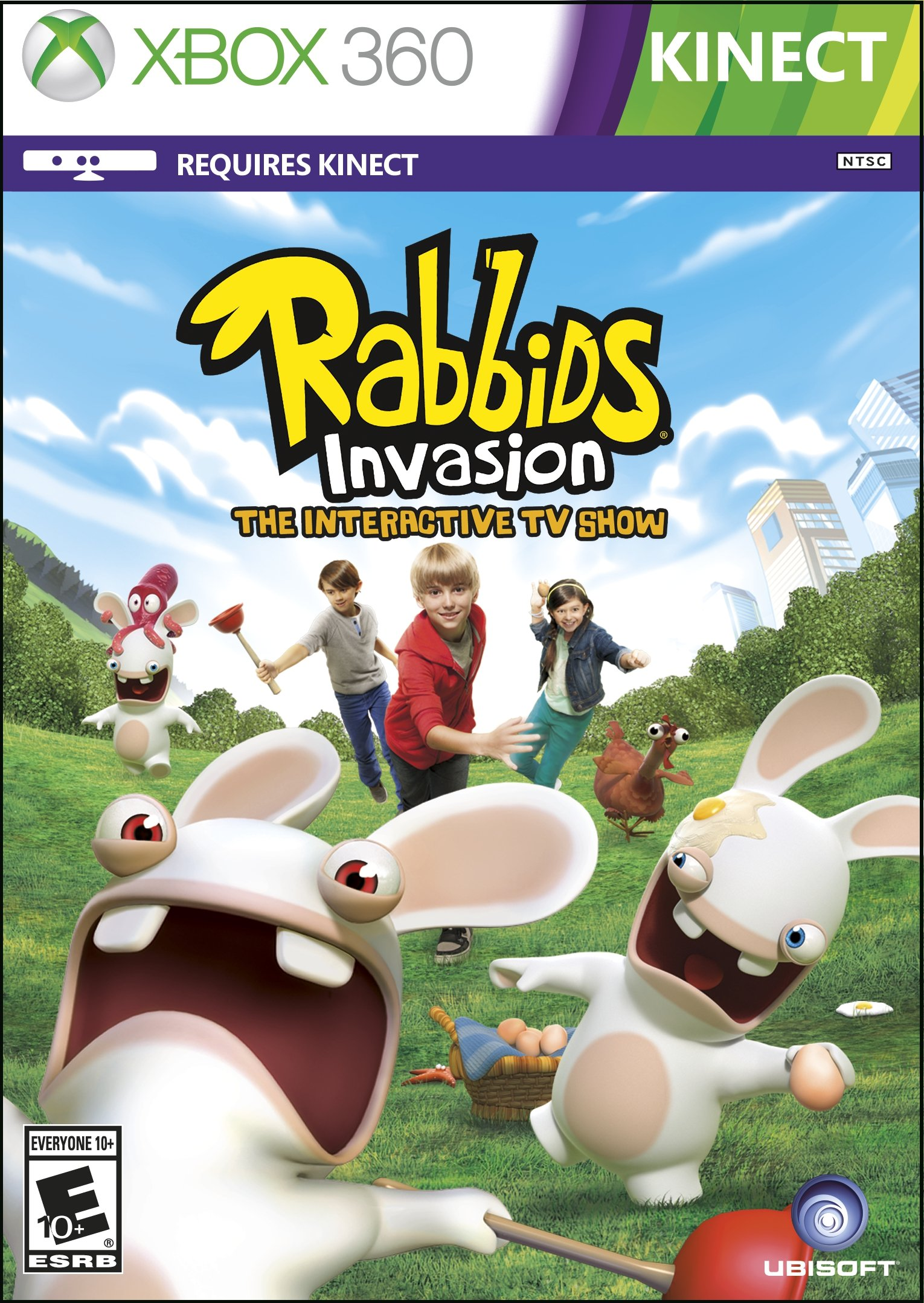 Rabbids Release Date Xbox 360 Xbox One PS4