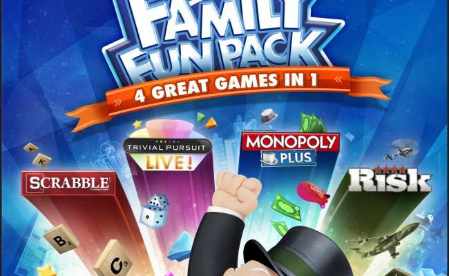 Hasbro Family Fun Pack Release Date Xbox One Ps4