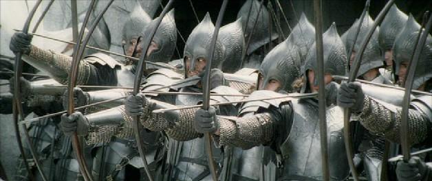 Gondor Vs Gondor Battle For Middle Earth