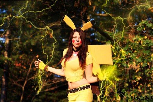 Ryuu Lavitz - Pikachu 07