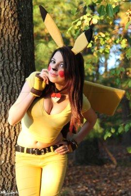 Ryuu Lavitz - Pikachu 08