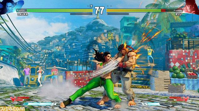 Laura street Fighter V (8)