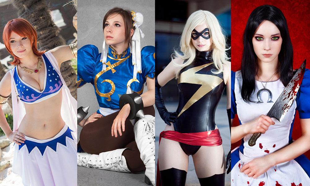 Enji Night en 16 de sus mejores cosplays