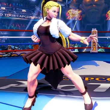 Cammy - Capcom pro Tour Costume - Street Fighter V