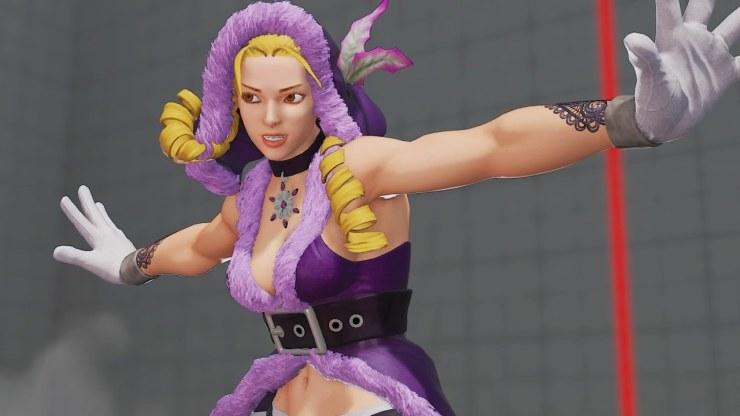 Karin - Street Fighter V