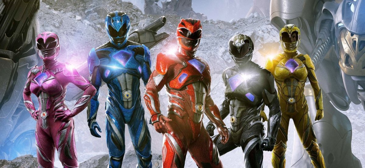 Power Rangers – La reseña