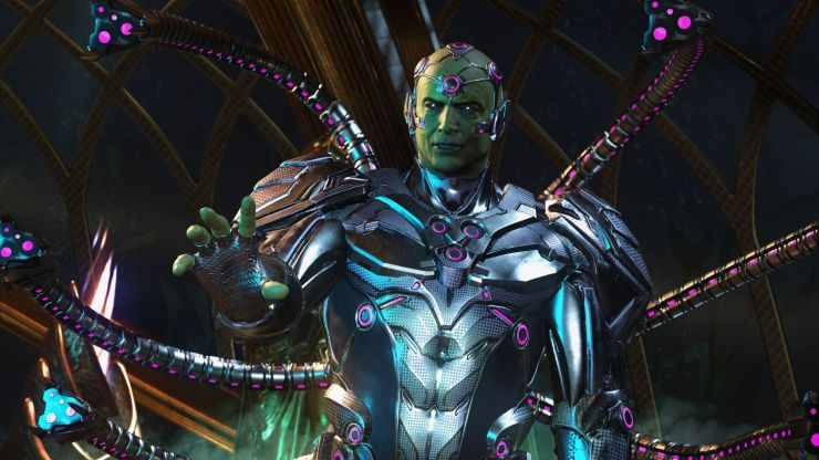 Injustice 2 - Brainiac