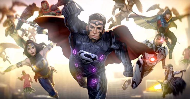 Injustice 2 - Arcade