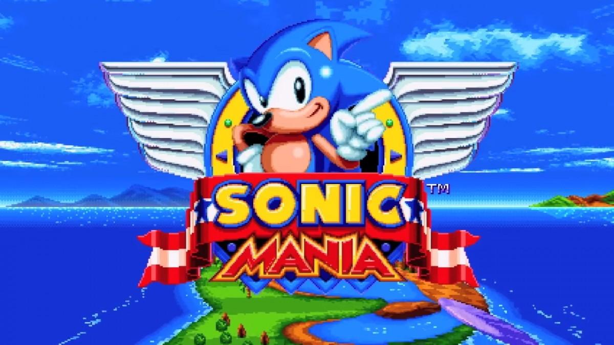 Sonic Mania llegará a estas consolas