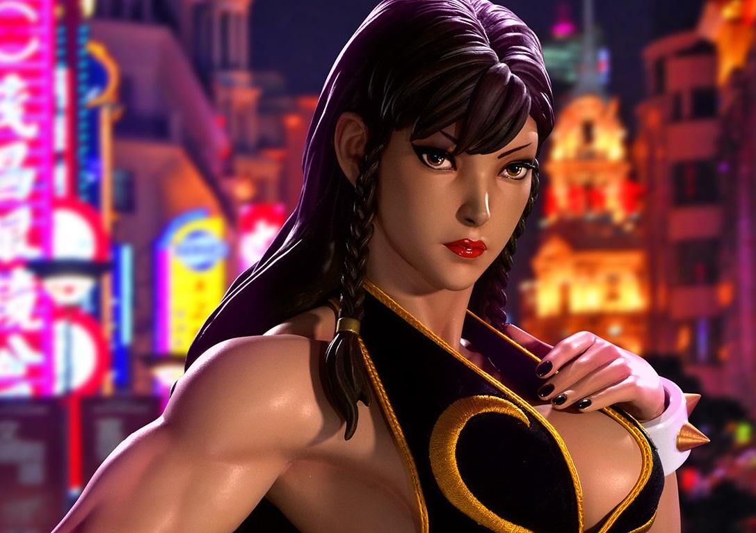 Las nuevas figuras de Chun-Li de más de 900 dólares
