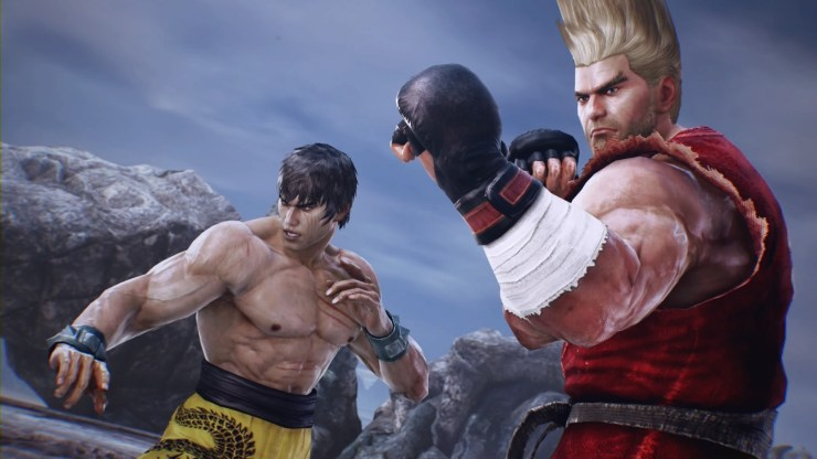 Tekken 7 - Paul & Law