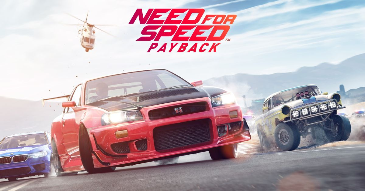 Need For Speed Payback, la nueva entrega en la serie