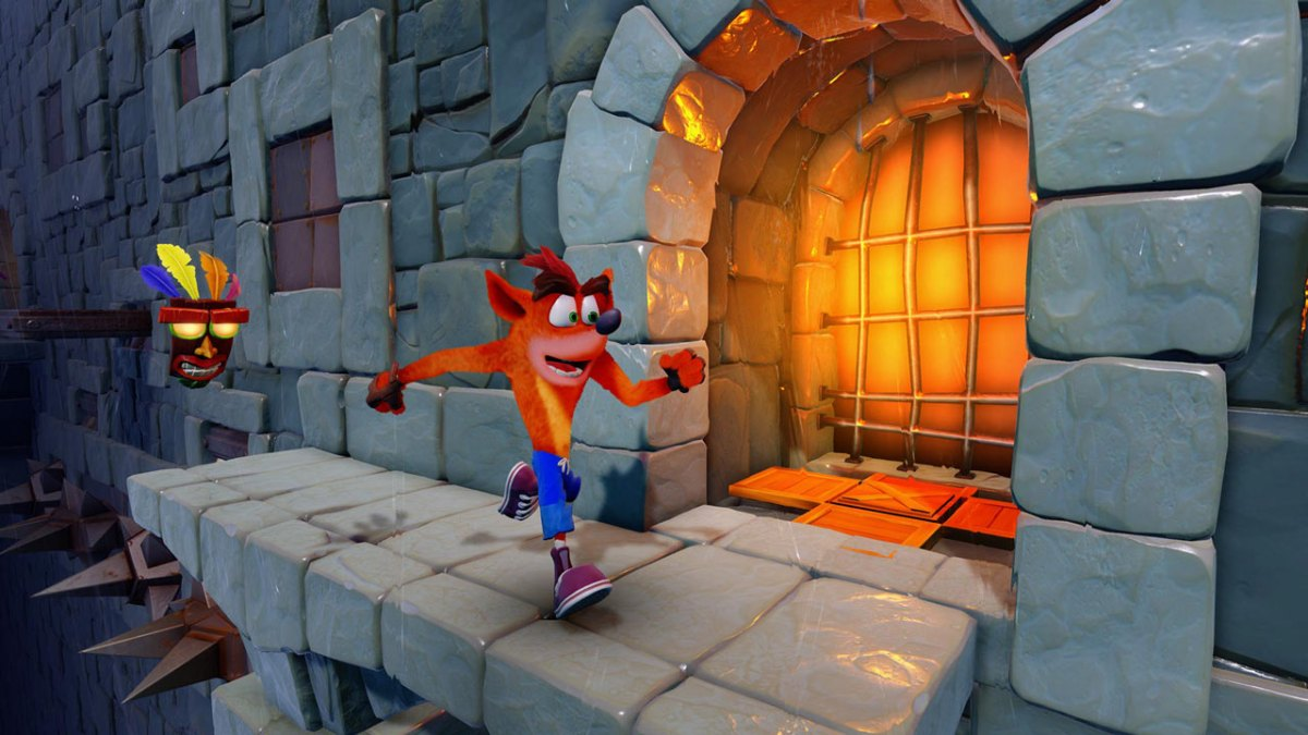 Crash Bandicoot N. Sane Trilogy: Stormy Ascent ya puede descargarse