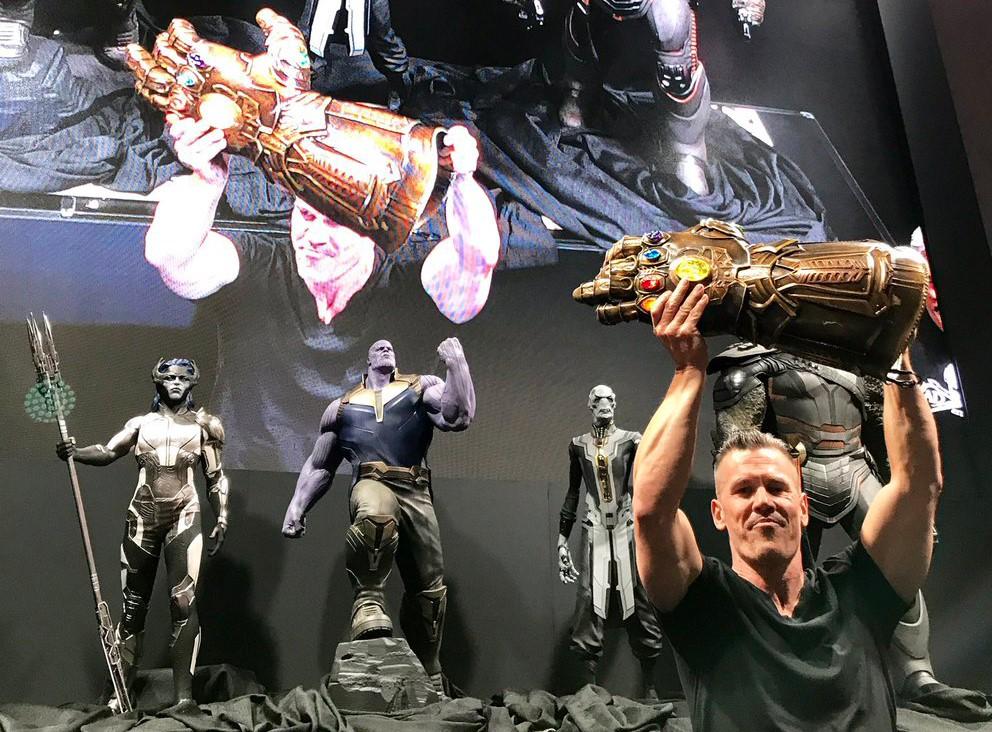 Así lucirá Thanos, el villano de Avengers: Infinity War