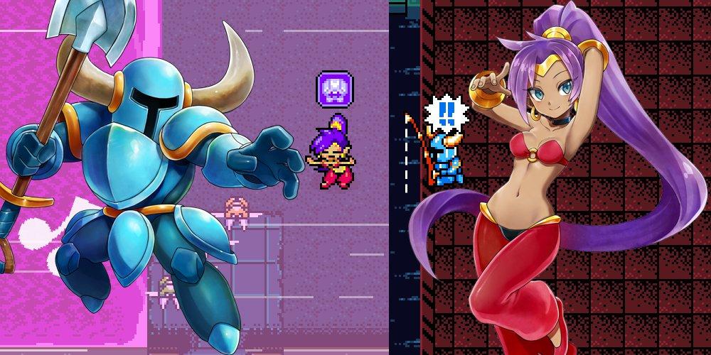 Shovel Knight y Shantae estarán en Blaster Master Zero