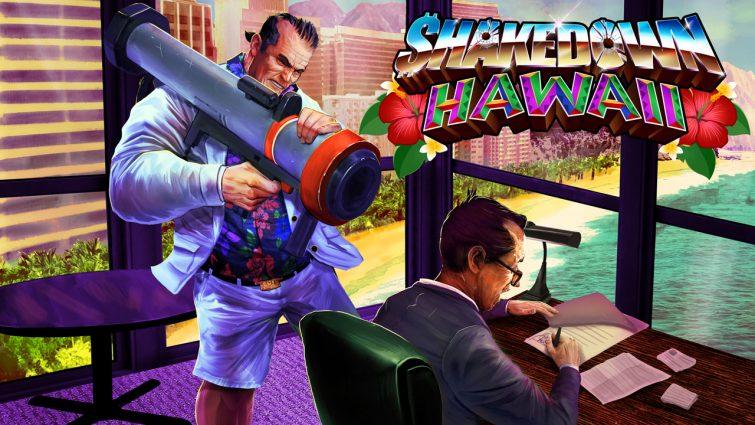 Ve el nuevo y frenético trailer de Shakedown: Hawaii