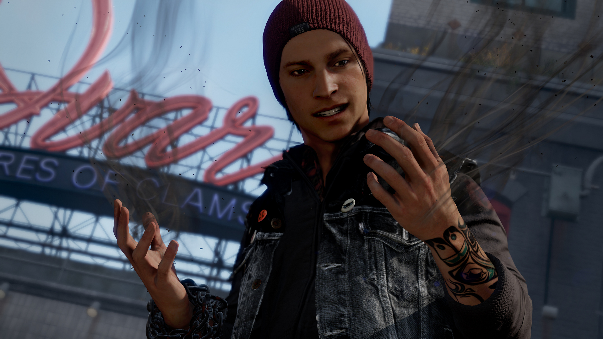 PlayStation Plus septiembre: descarga inFAMOUS: Second Son gratis