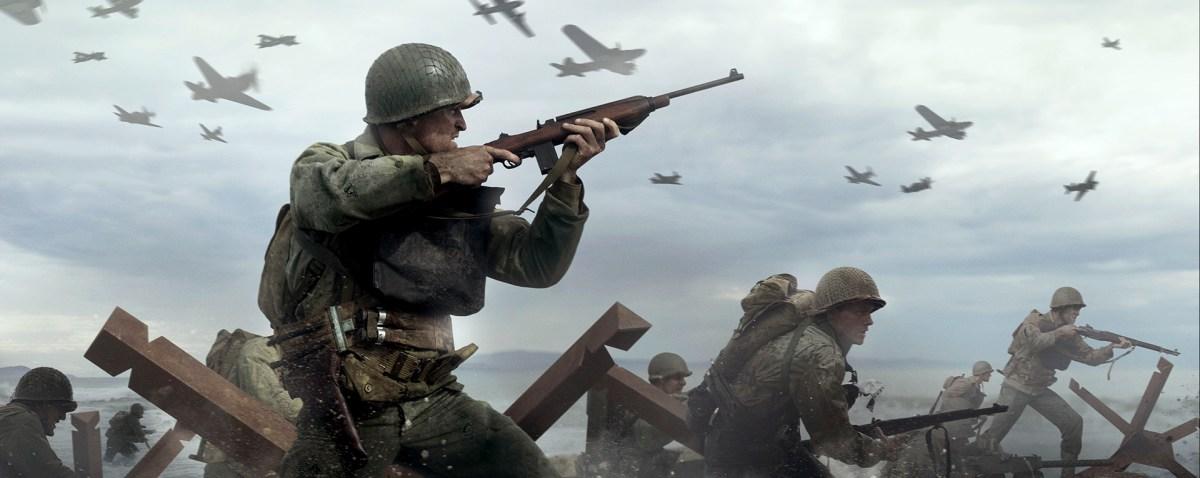 Último tráiler de Call of Duty: WWII muestra más de la campaña