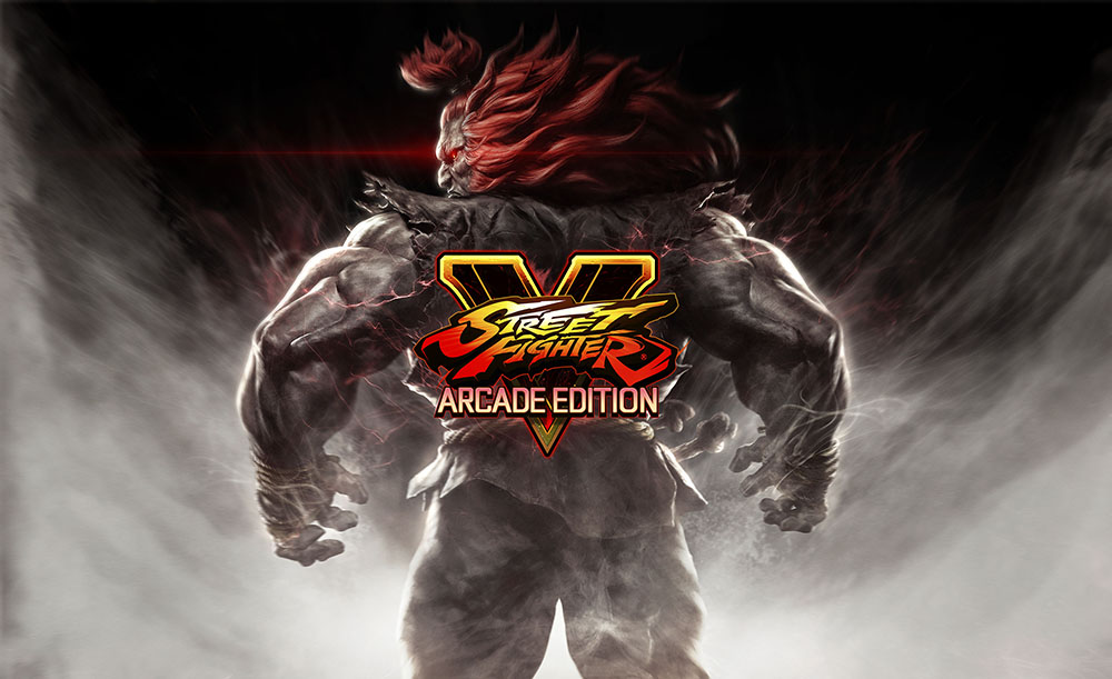 Capcom anuncia Street Fighter V Arcade Edition