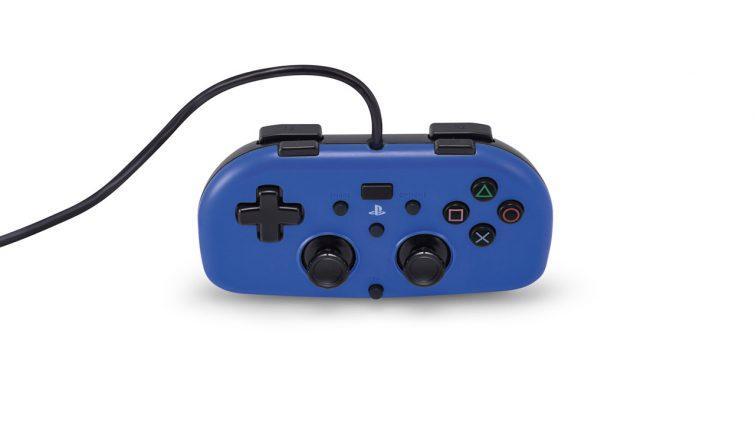 Revelado control alámbrico para PlayStation 4