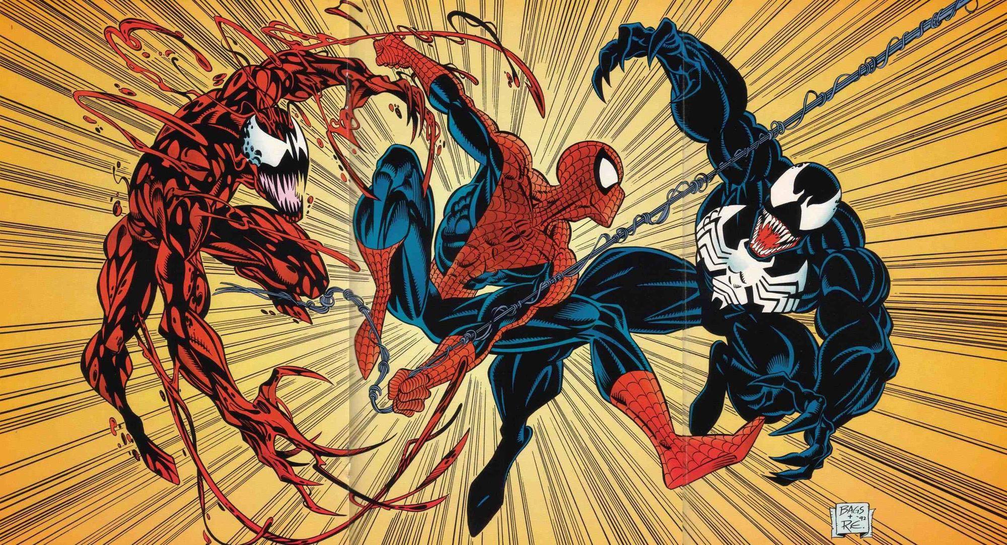 Sony está trabajando en un tercer spin-off de Spider-Man