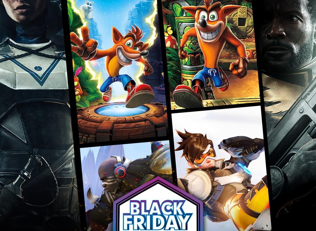 Black Friday: las mejores promociones de videojuegos en Colombia