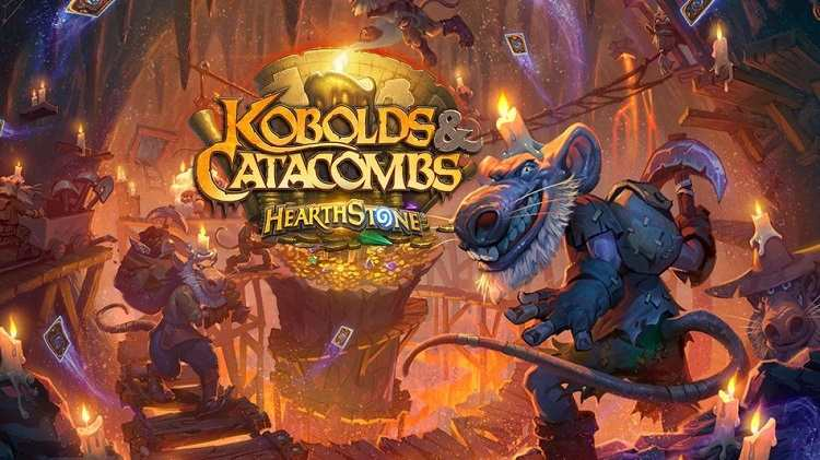 Hearthstone: Kóbolds & Catacumbas (AND)