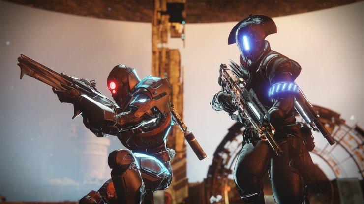Destiny 2: La Maldición de Osiris