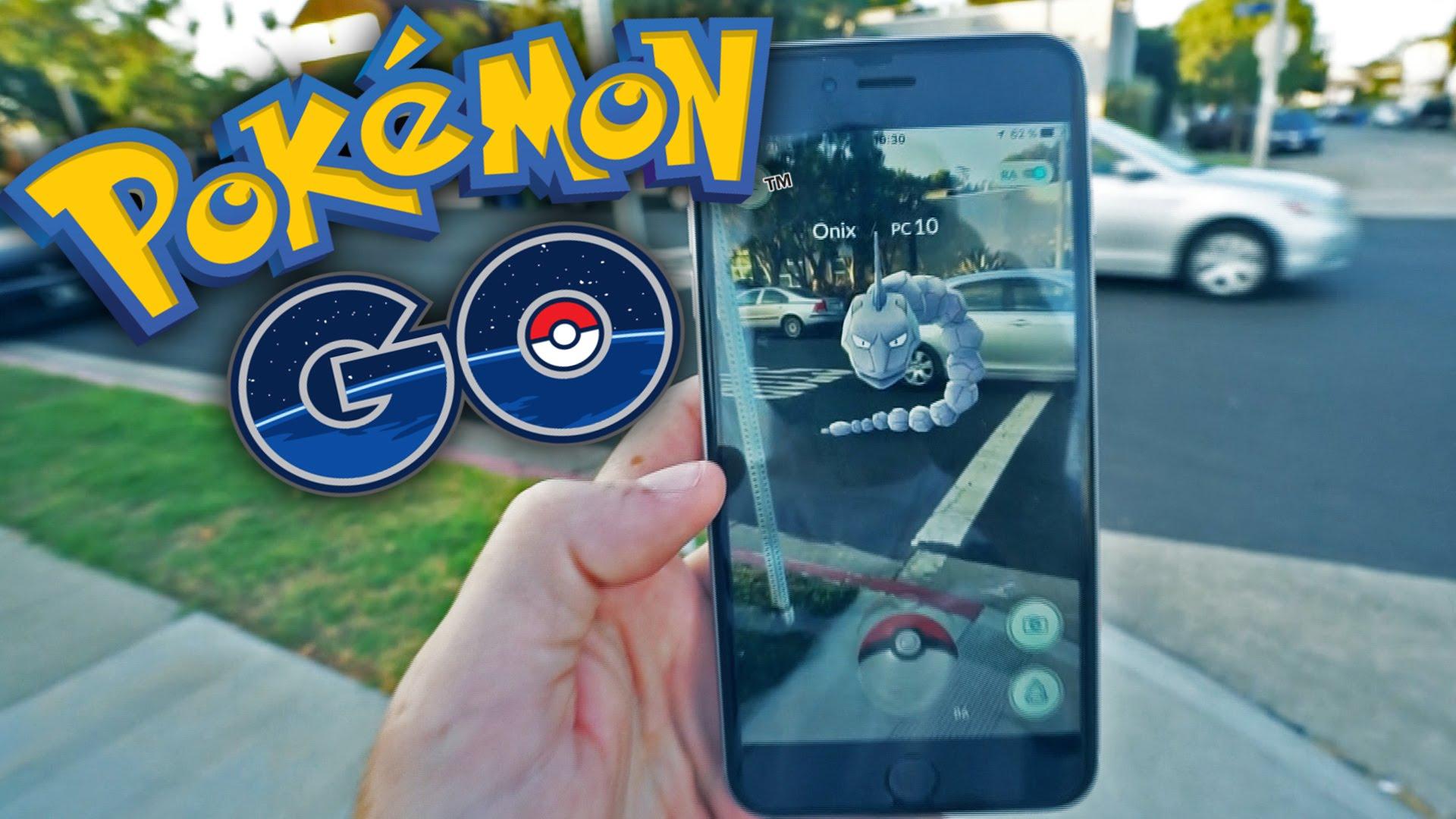 Pokemon Go presenta un modo de realidad aumentada exclusivo para Apple