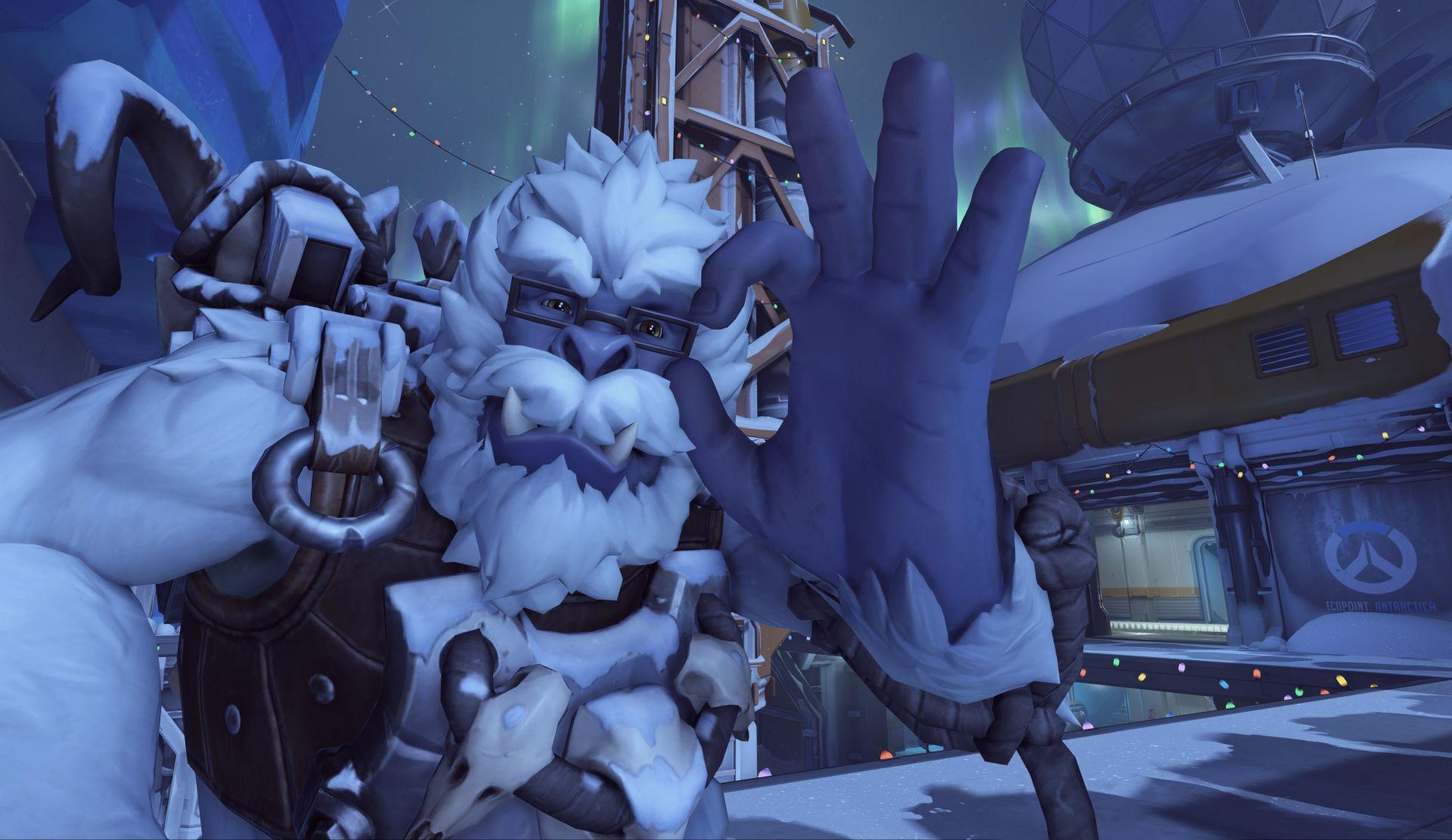 Blizzard está por celebrar la Navidad en Overwatch