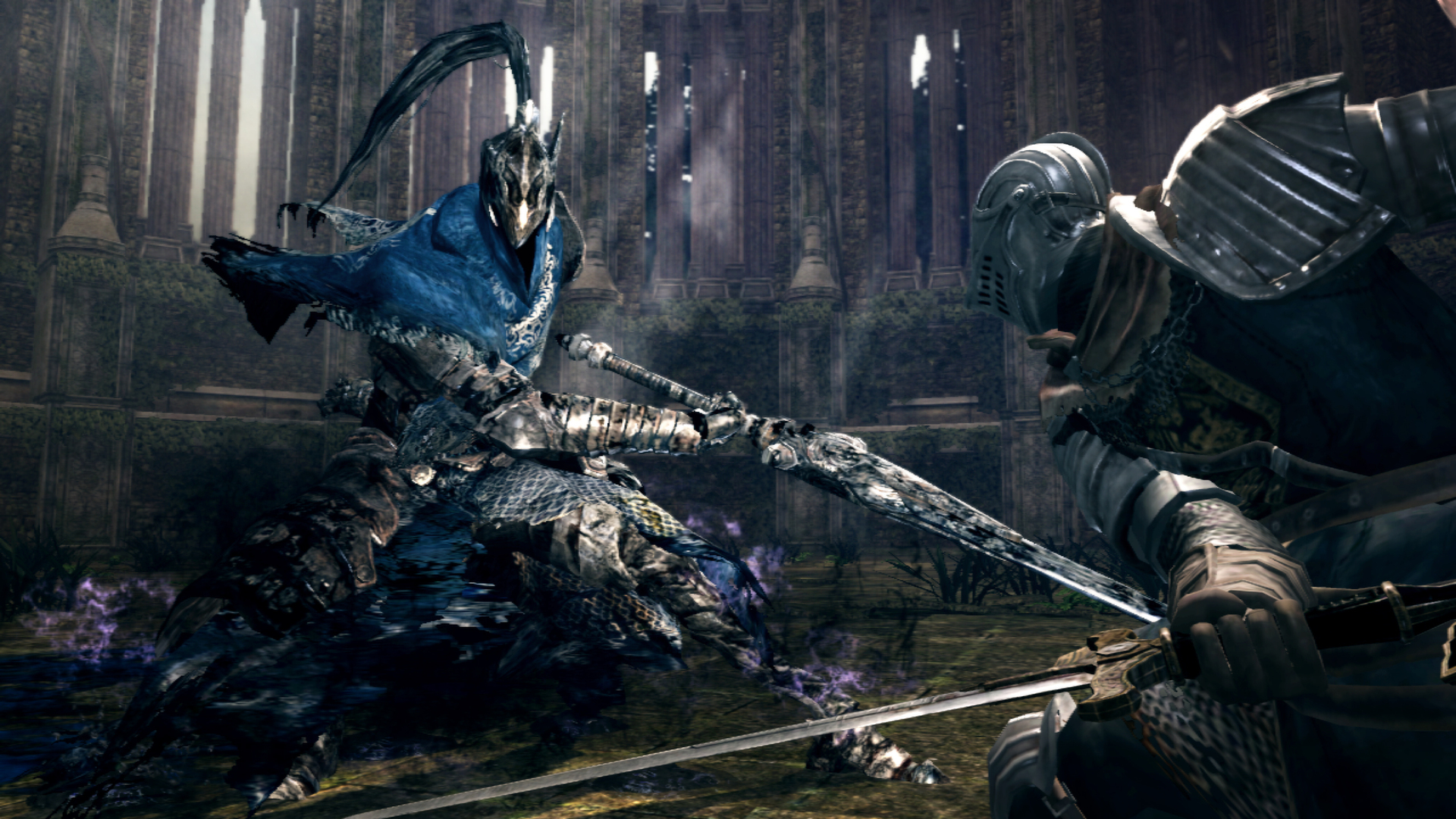 Remastered llega a Nintendo Switch — Dark Souls