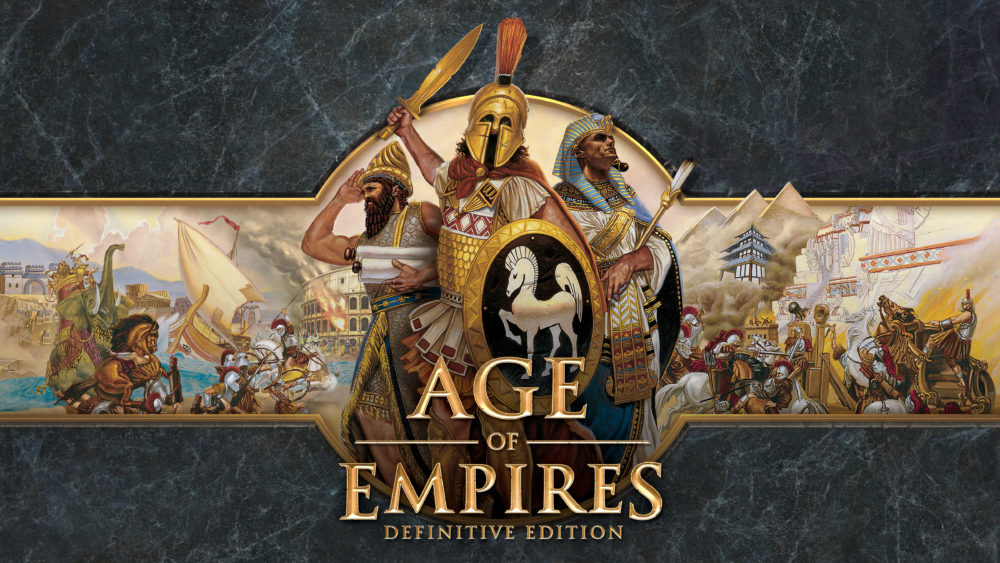 Age of Empires Definitive Edition se retrasa a 2018