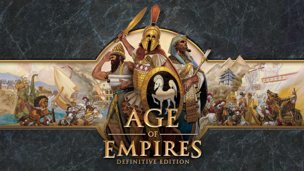 Age of Empires: Definitive Edition ya tiene fecha de estreno