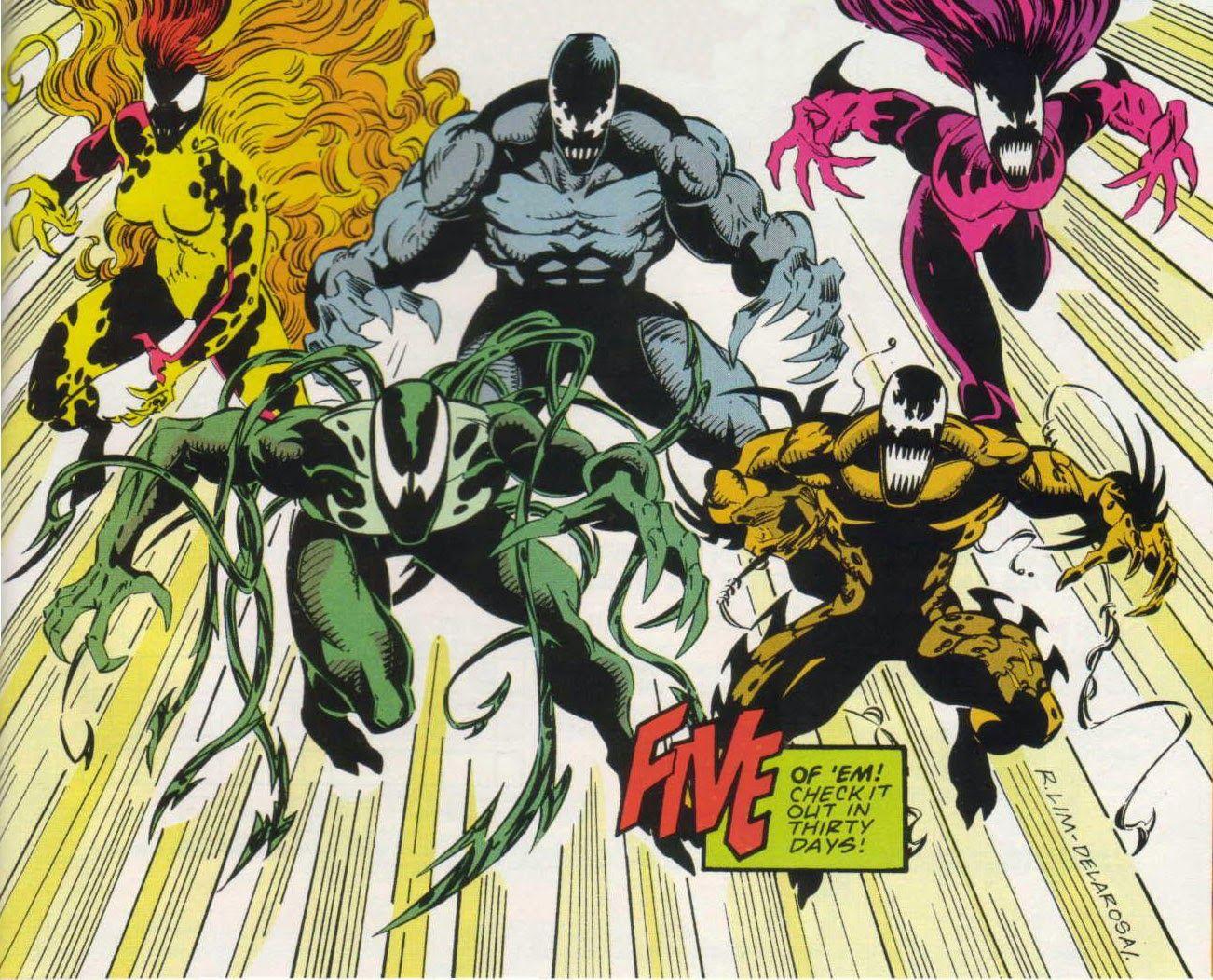 Filtran imágenes del nuevo Venom