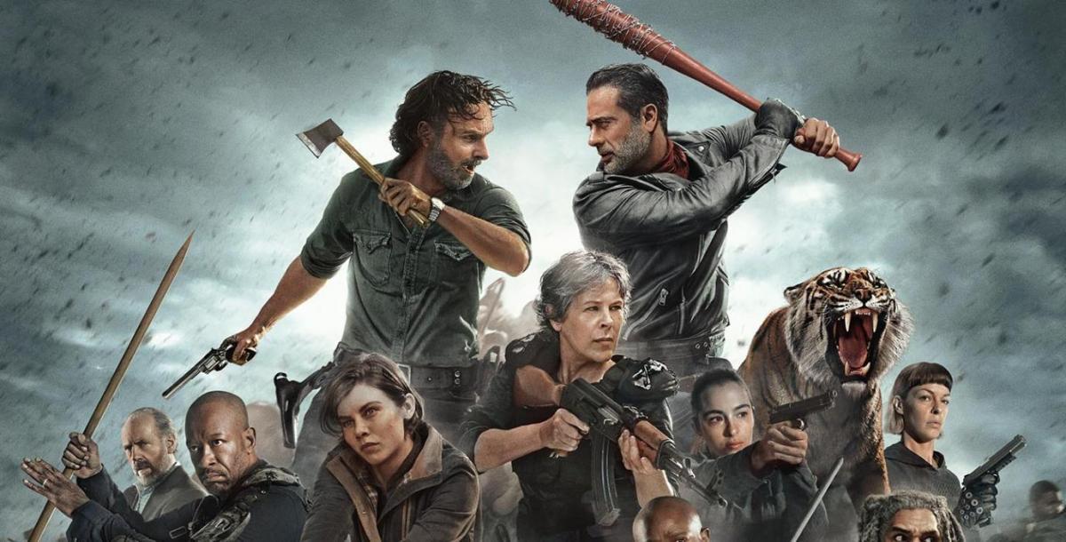 Surgen nuevos detalles sobre la novena temporada de The Walking Dead