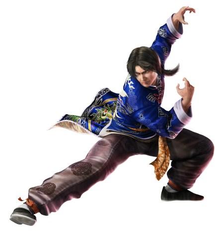 Lei Wulong - Tekken