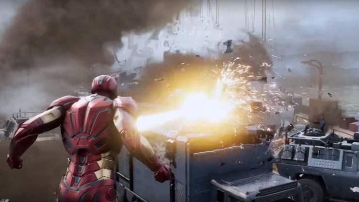 Avengers - doblaje español latino