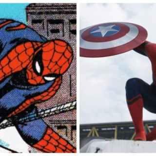 ¿Por qué los personajes de Spider-Man cambiaron tanto en el UCM?