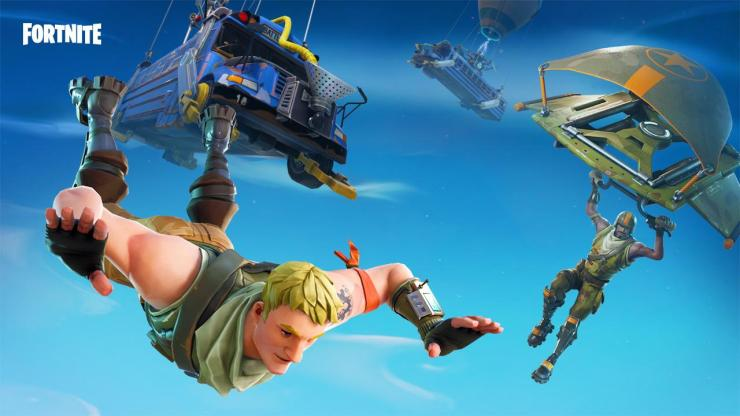 Fortnite - Epic Games - Demanda