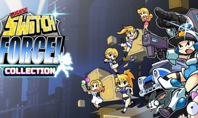 Mighty Switch Force!
