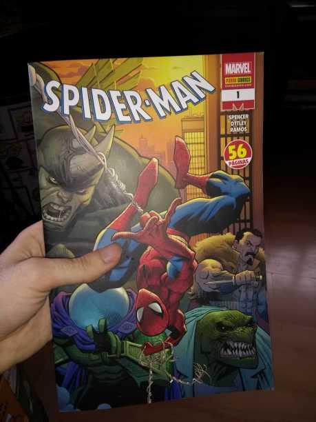 Spider-Man - Colombia - Cómics
