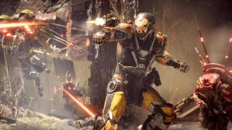 Anthem - Electronic Arts- Origin Access