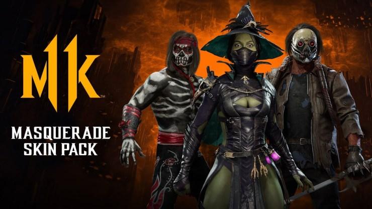 Mortal Kombat 11 - Halloween