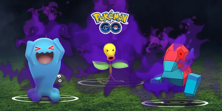 Pokémon GO - Equipo Rocket
