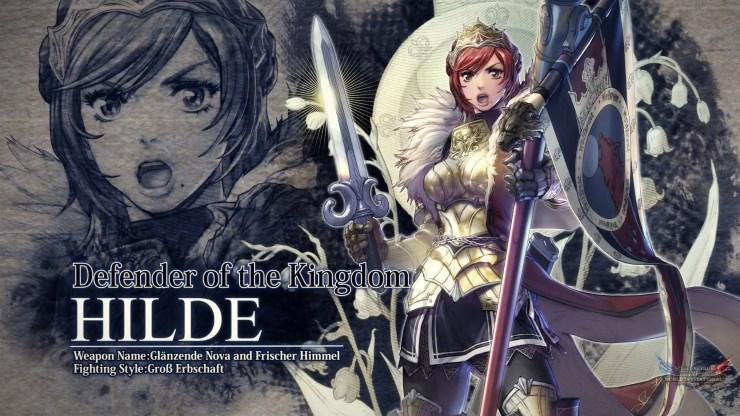 Hilde - Soul Calibur VI