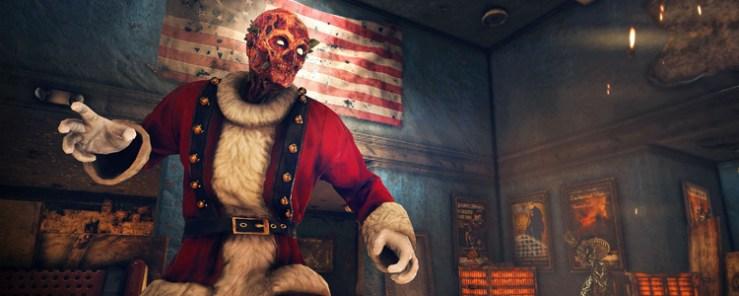 Fallout 76 navidad